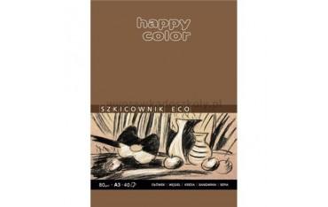 Papier szkicowy ECO A3 blok 40 kartek