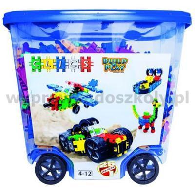 KLOCKI CLICS ROLLERBOX CLICS 25W1-30258