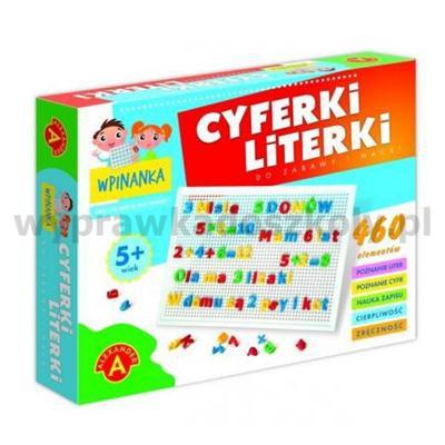 WPINANKA - CYFERKI I LITERKI-30274