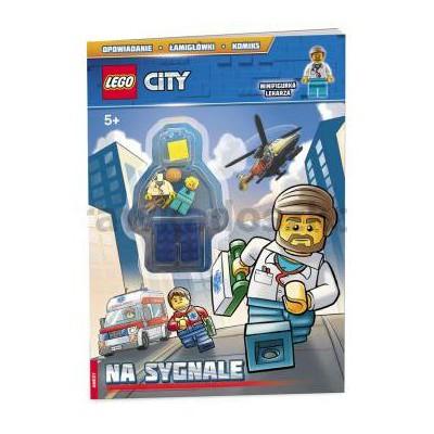 LEGO CITY NA SYGNALE-30497
