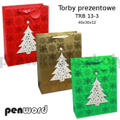 TORBY PREZENTOWE TRB 13-3 40x30x12-30924