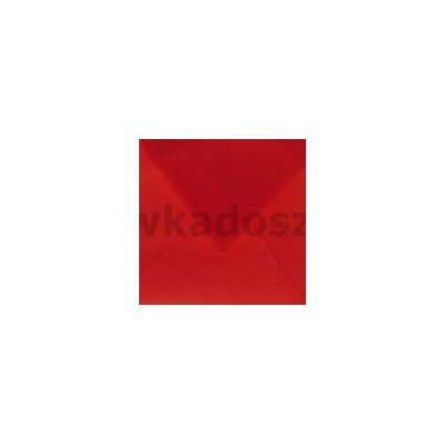 Koperta Argo pearl czerwona 145x145 a10 120g/m2