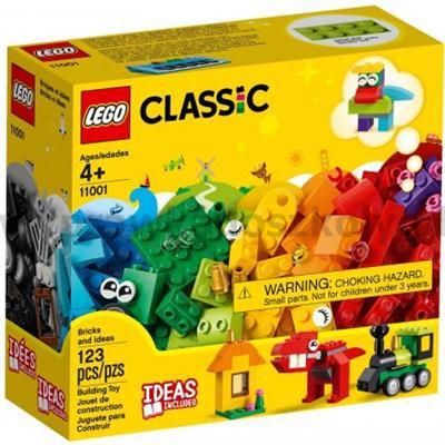10001 LEGO CLASSIC KLOCKI POMYSŁY-32470