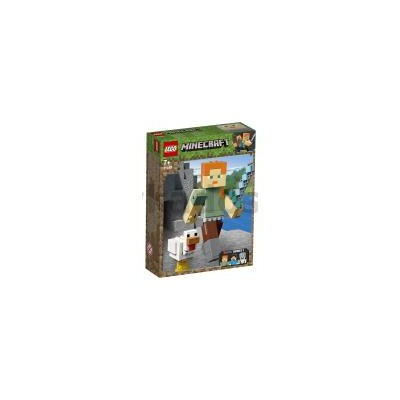 21149 LEGO MINECRAFT ALEX Z KURCZAKIEM-32474