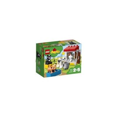 10870 LEGO DUPLO ZWIERZĄTKA HODOWLANE-32500
