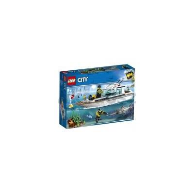 60221 LEGO CITY JACHT-32531