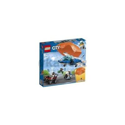 60208 LEGO CITY ARESZTOWANIE SPADOCHRONIARZA-32537