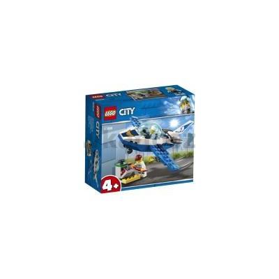 60206 LEGO CITY POLICYJNY PATROL POWIETRZNY-32539
