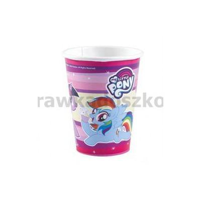 Kubeczki Papierowe My Little Pony, 250ml, 8szt.